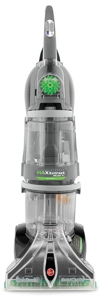 Hoover MaxExtract Dual V Carpet Cleaner frontview