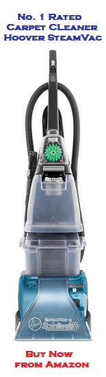 Hoover SteamVac Best Carpet Cleaning Machine
