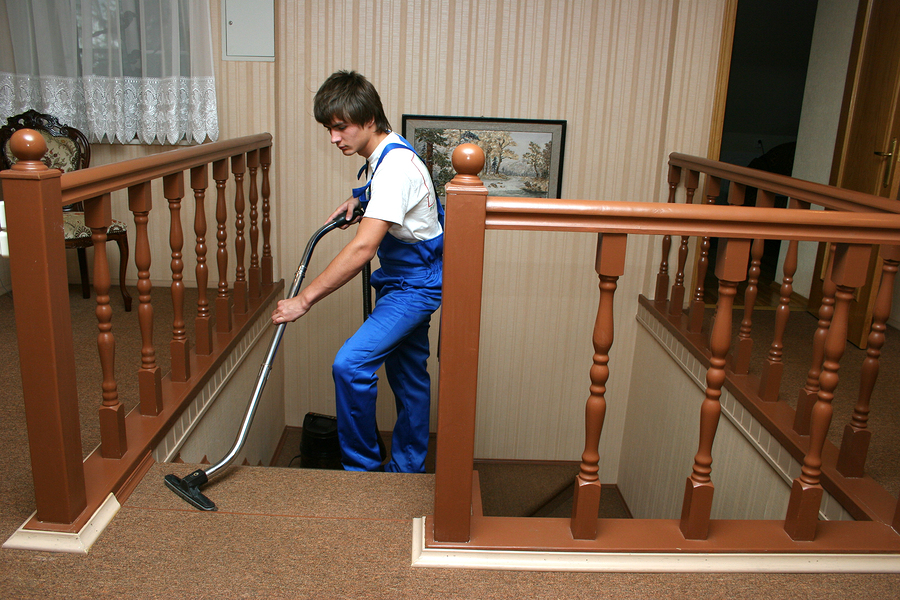 Buy carpet cleaner or hire professional cleaner