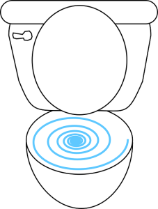 Which Is Cleaner – Your Carpeting Or Your Toilet Seat?
