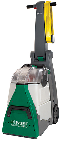 Bissell Bg10 Big Green Commercial Carpet Extractor side view