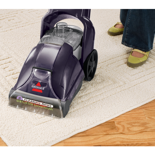 Bissell PowerLifter PowerBrush 1622 on carpet