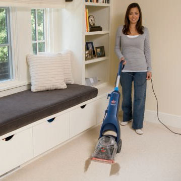 Bissell Readyclean Powerbrush Carpet Cleaner 47b2 Review