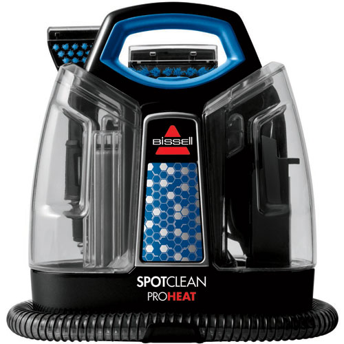 Bissell SpotClean Portable Carpet Cleaner 5207 Review