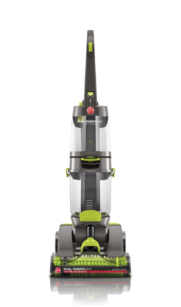 Hoover Dual Power Max Carpet Washer front view
