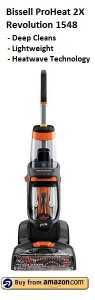 Bissell ProHeat 2X Revolution 1548 Carpet Cleaner Pictures