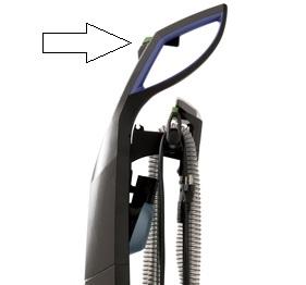 Bissell-pet-carpet-cleaner-36Z9-cleanshot-trigger