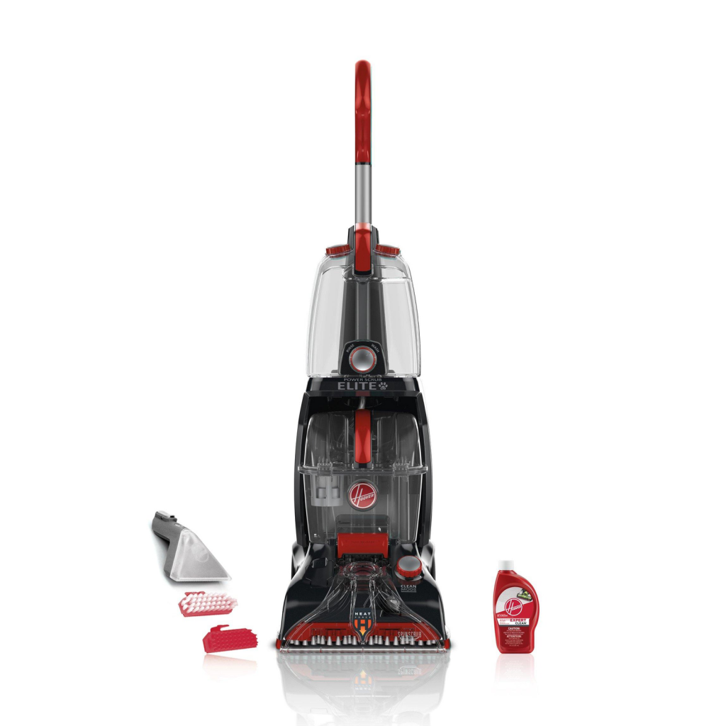 Hoover Power Scrub Elite Pet Carpet Cleaner Fh50251 Review