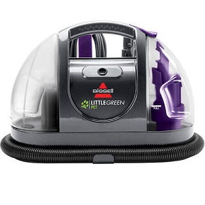 Bissell Little Green Portable Spot Carpet Cleaner 1400w